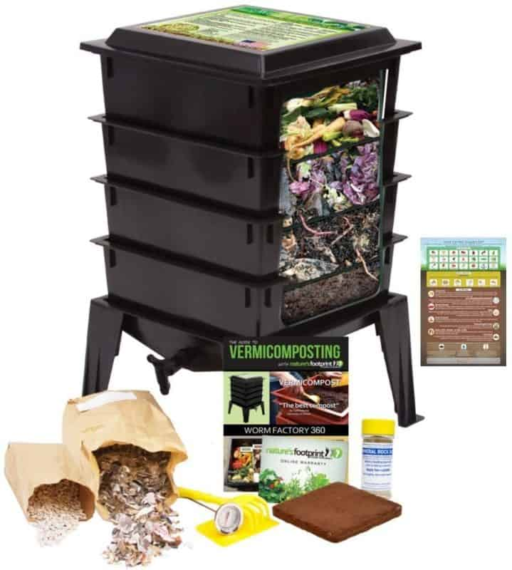 The Squirm Firm Worm Factory 360 Worm Composting Bin