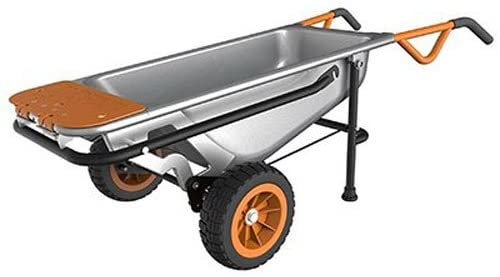 WORX WG050 Aerocart Wheelbarrow