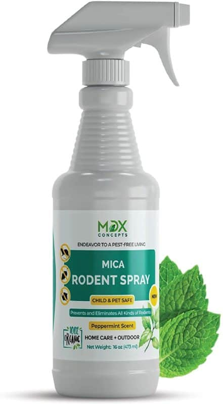 mdxconcepts Mice Repellent
