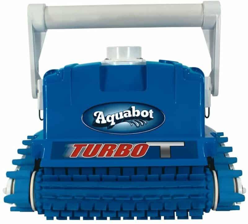 Aquabot Turbo T Robotic In-ground Pool Cleaner