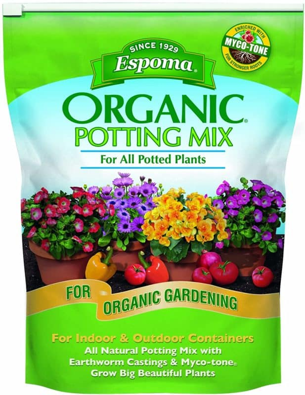 Espoma AP8 8-Quart Organic Potting Soil