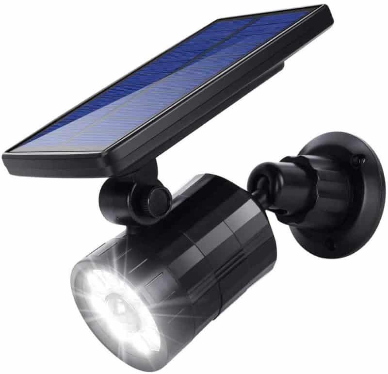 Hallomall Solar Lights Motion Sensor Outdoor