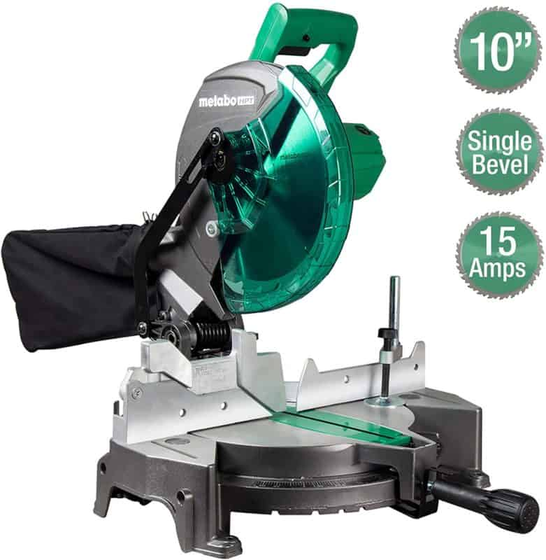 Metabo HPT Compound Miter Saw