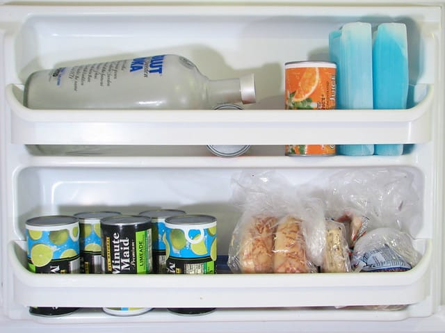 maximize freezer space
