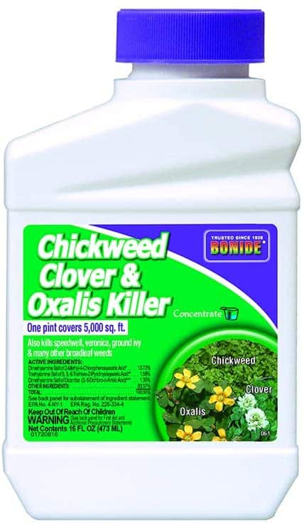 Bonide (BND061) - Chickweed, Clover & Oxalis Weed Killer Concentrate
