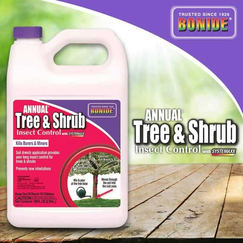 Bonide (BND611) Annual Tree and Shrub Insect Control