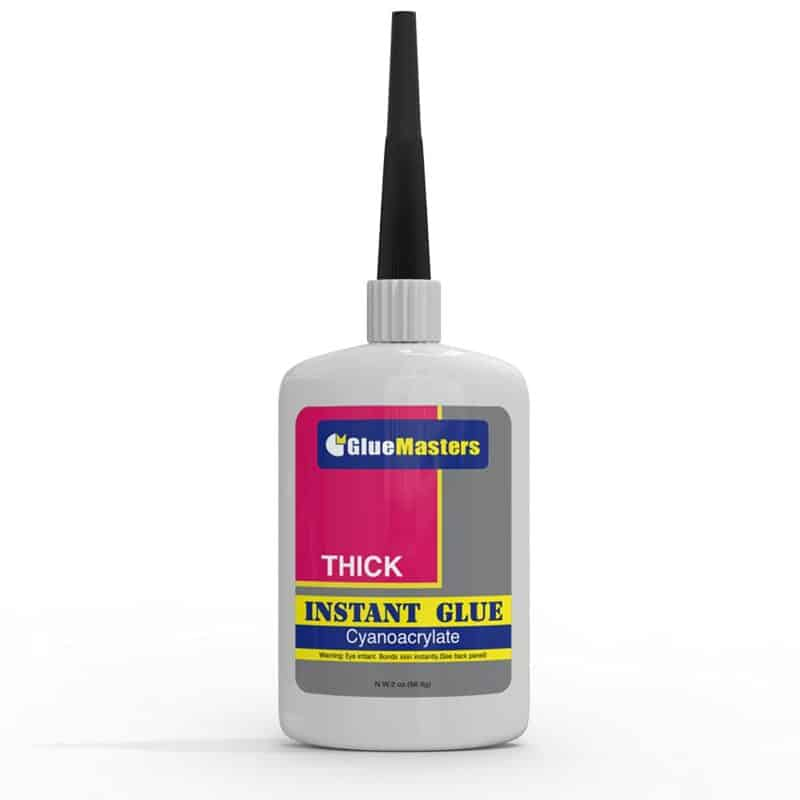 "GLUE MASTERS Professional Grade Cyanoacrylate ""Super Glue"""