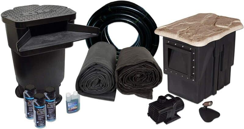 HALF OFF PONDS - LH4-5200 Complete PRO Water Garden & Pond Kit
