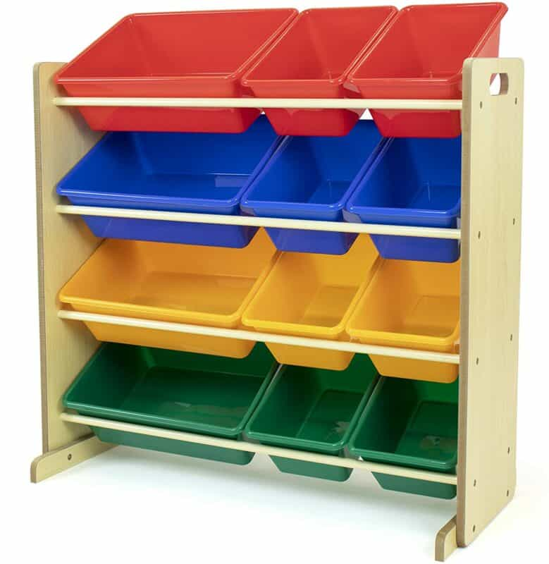 Humble Crew Natural/Primary Kids' Toy Storage Organizer