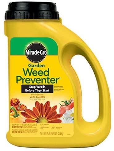 Miracle-Gro Garden Weed Preventer