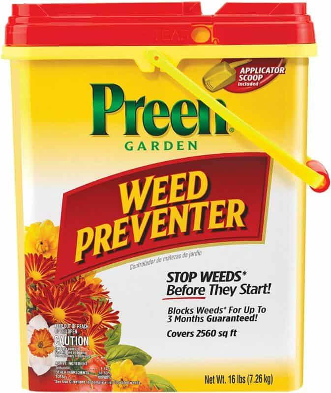 Preen 2464127 Garden Weed Preventer
