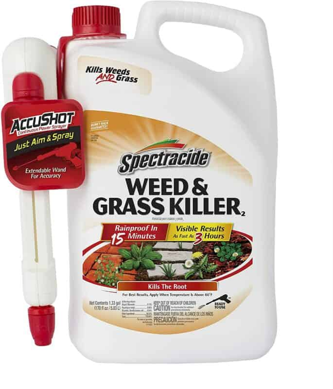 Spectracide Weed & Grass Killer2, AccuShot Sprayer