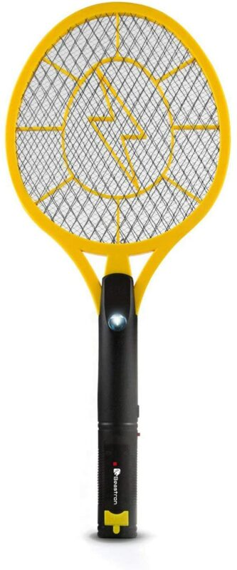 Beastron Bug Zapper Electric Mosquito Racquet Fly Swatter