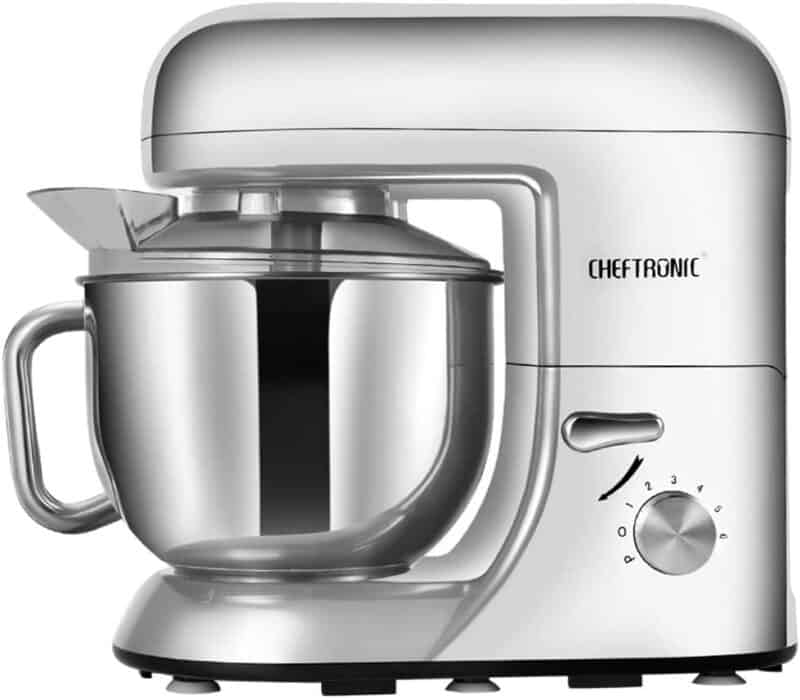 CHEFTRONIC SM986-Silver Standing Mixer