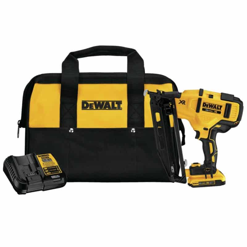 DEWALT 20V MAX XR Finish Nailer