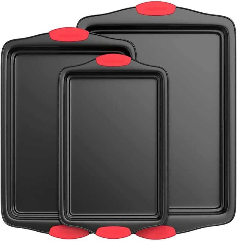 NutriChef Kitchen Oven Pans
