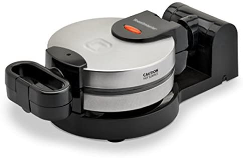 Toastmaster Flip Low-Profile Rotating Waffle Maker