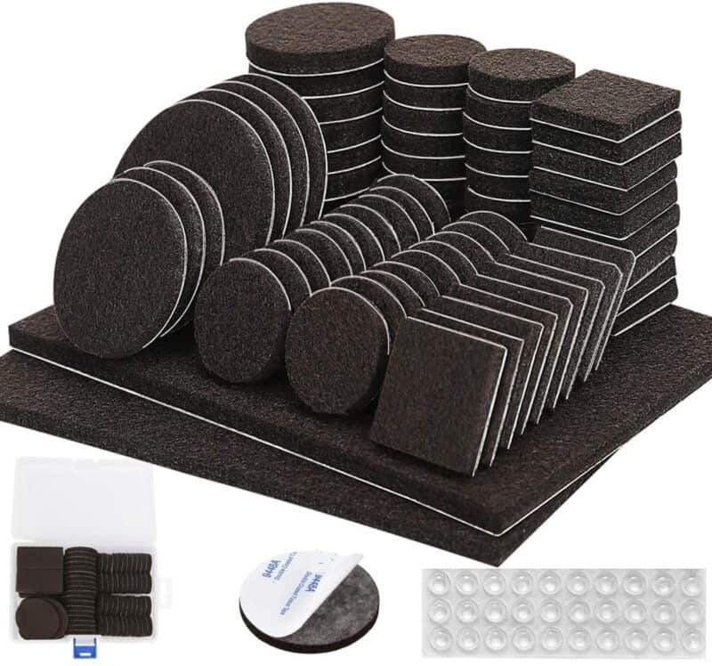 10 Best Floor Protectors Reviews, Rubber Pads To Put Under Furniture